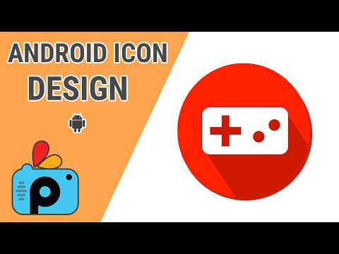 How to: Make Material Design Flat Icon in Android! [EASY] Tutorial! 2016