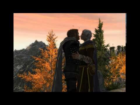 Skyrim Romance Mod Update!