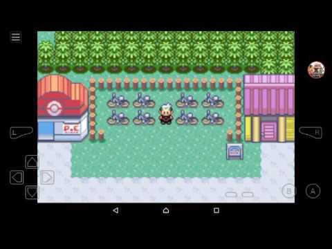 How to get starter doll/Pokemon emerald version