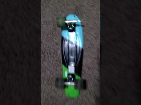 How to make a skateboard 5 times faster