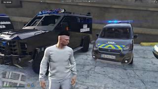 DG Life City - Mise à jour #20 - Nouveau véhicule pour la gendarmerie - #dglifecity