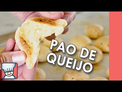 How to make pao de queijo (Brazilian cheese bread)