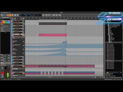 Arch FX - Producing Live - ( 20.07.2018 ) - PART 1
