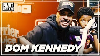 Dom Kennedy on Rejecting Record Deals,