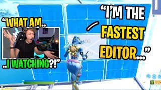 I reacted to the FASTEST EDITOR in the WORLD... (you won't BELIEVE this)
