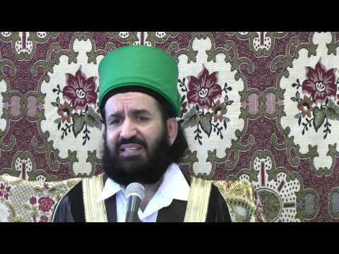(18-09-2015 London Part4) Jummah Khutbah about Hajj   Qibla Pir Sahib of Eidgah Sharif