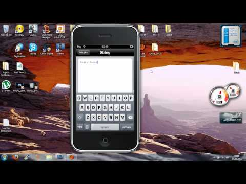 How to change app names ipod touch iphone