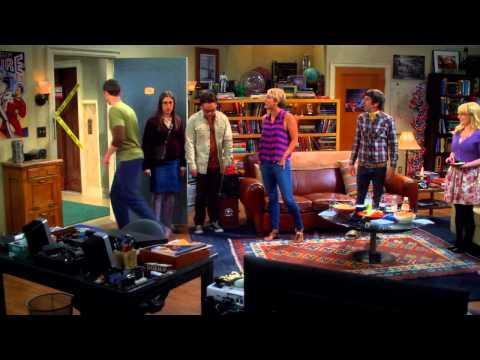 The Big Bang Theory (Season 8): Penny's new haircut