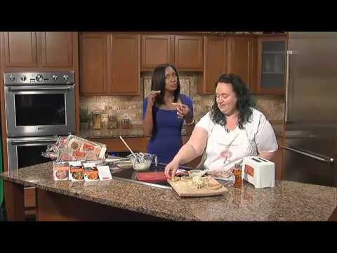 Making Gourmet Butter for National English Muffin Day   Cincinnati News, Weather, Sports from FOX19