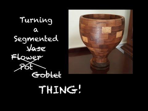 Segmented Turning