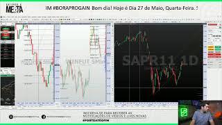 Bolsa de Valores na Prática - Operando Ao Vivo com Rodrigo Cohen (27/05)