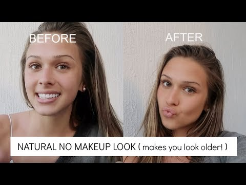 How to look older than 16 w/ Makeup | My Everyday Makeup Routine