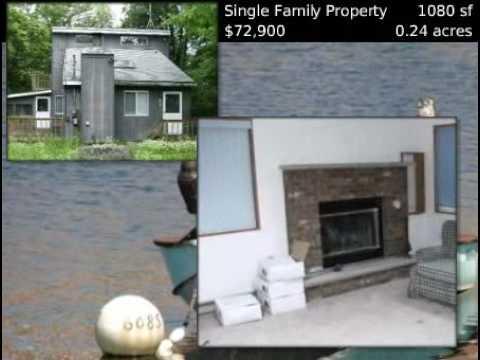 $72,900 Single Family Property, Tobyhanna, PA
