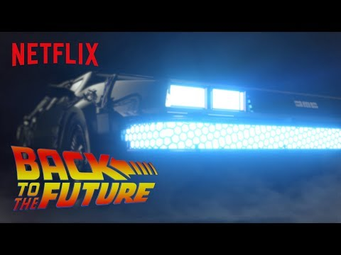 Back to the Future The Series - Announcement Trailer