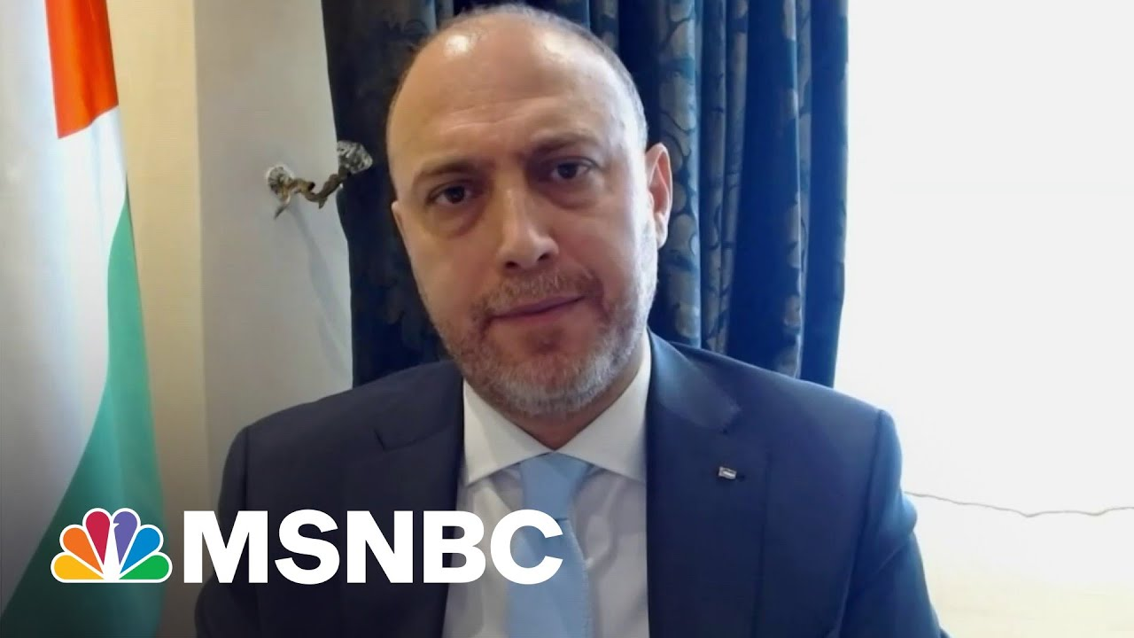Palestinian Ambassador Weighs In On Crisis