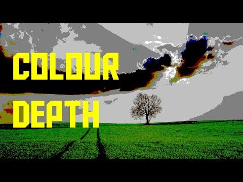 What exactly is colour depth? (AKIO TV)