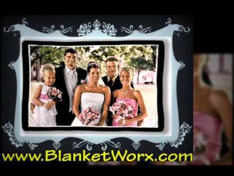 Blanket Works makes creating Personalized Gifts easy with