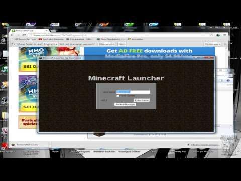 Minecraft 1.5.2 cracked download (Deutsch/German)