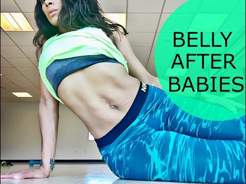 HOW TO FIX DISTASIS RECTI | POSTPARTUM FITNESS | HOW TO GET ABS AFTER HAVING CHILDREN