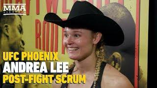UFC Phoenix: Andrea Lee