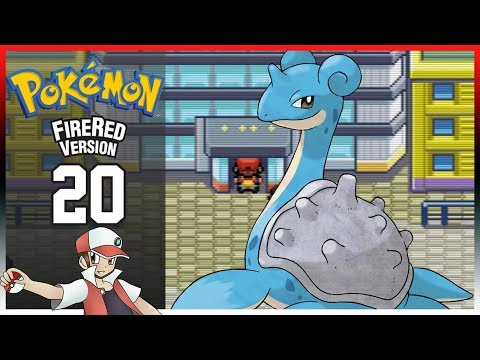 Pokemon Fire Red: Part 20 - Silph Co.