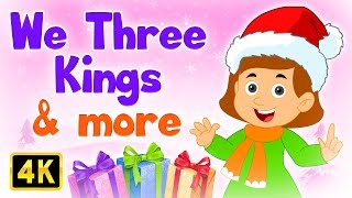 We Three Kings and More♫🔔❄Popular Christmas Songs♫🔔❄ Christmas Children Carols ♫🔔❄ By Magicbox