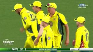 Quick wrap: Starc, Warner seal 4-1 series win
