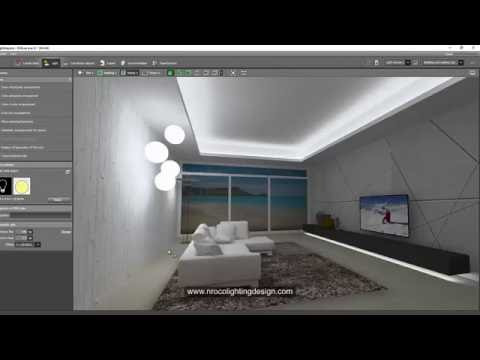 How to do cove light in the ceiling