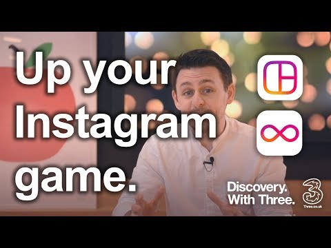 'Up' your Instagram game   Recommended Apps   Discovery with Three