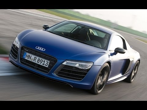 2015 Audi R8 LMX: Overview
