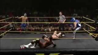 El Local & Kalisto vs The Legionnaires: NXT Wrestling, May 8, 2014