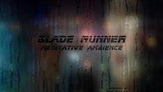 Blade Runner Meditative Ambience