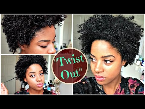 Defined & Thick Twist Out ft. Amplixin  Hair Line