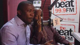 The Cast & Crew of Isaleeko Tells the Story of Lagos at 50 [The Beat 99.9 FM]