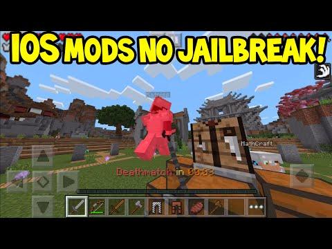 Minecraft PE - 0.13/0.14 Update! - iOS Mods Without JAILBREAK!