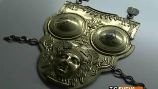 Barletta | Una corazza del III secolo a.C arricchisce la mostra dedicata ad Annibale