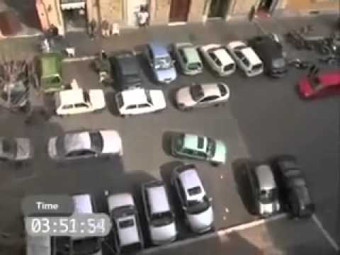 Amazing,Crazy Car driving by Women