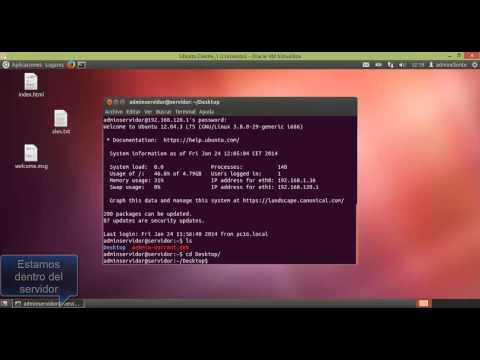 Cómo instalar y configurar un servidor SSH ubuntu