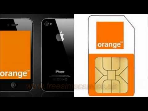 Gsm Cards_ How To Get An Orange Free Sim Card With £5 Free Prepaid Credit