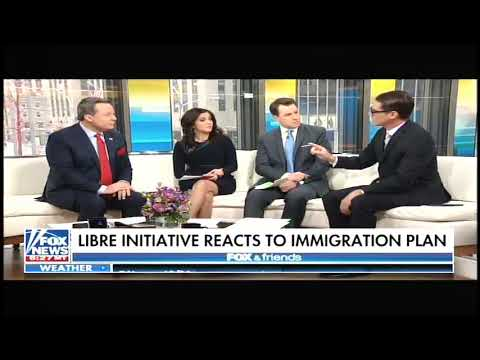 President of The LIBRE Initiative Daniel Garza Discusses Immigration