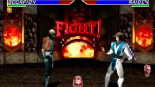 Download Mortal Kombat 4 - Like A Scorpion, Stinging For The Very First Time: Scorpion's Ladder (Part 3) Video
