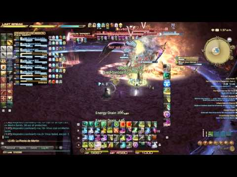 FFXIV Second Coil of Bahamut Turn 4 (T9)