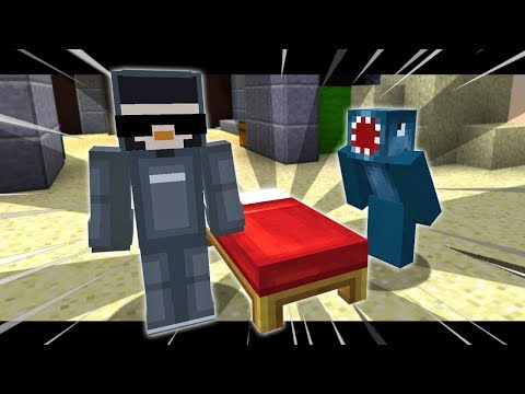 SUPER FAST BEDWARS WITH SQUID!!