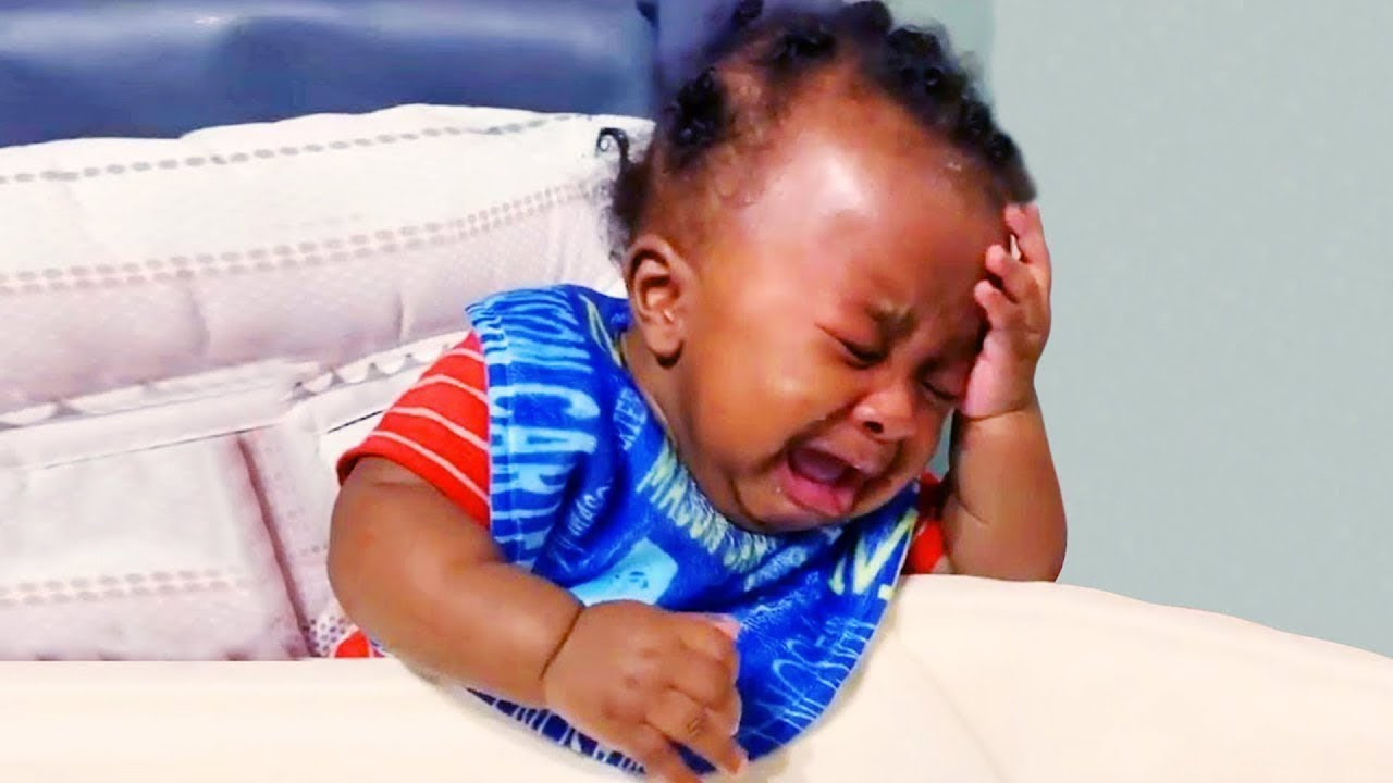 Baby's Reaction to Parents Say NO - Funny Baby Videos