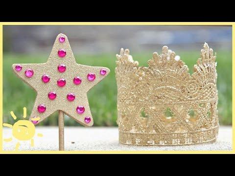 DIY | 3 Princess Party DIYS