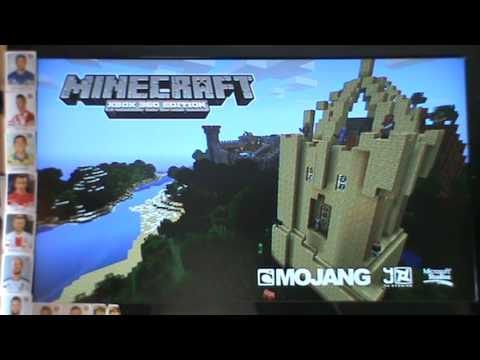 How to play multiplayer in Minecraft Xbox 360 edition