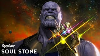 Soul Stone: The Most Dangerous Infinity Stone   Explained in HINDI