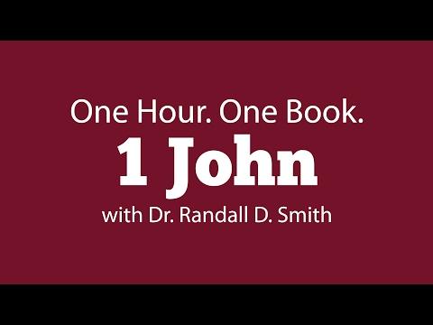 One Hour. One Book: 1 John