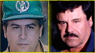Pablo Escobar Vs El Chapo Guzman Comparison Narcos Netflix