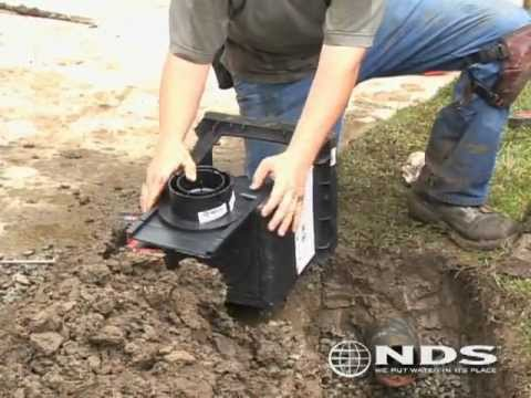 Drainage Systems for Landscape and Yard: Using Catch Basins to Capture Run-off